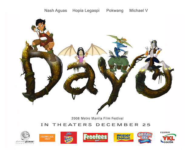 dayo movie poster