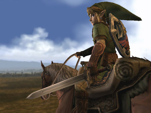 Link of Legend of Zelda Twilight Princess