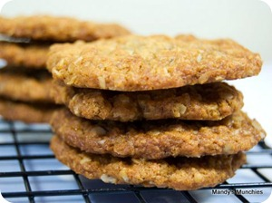 Anzac biscuits 1
