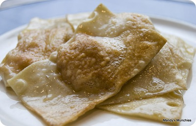 Squash, Sweet Potato Ravioli-1