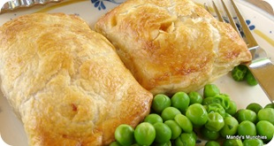 Curry Potato Pasties