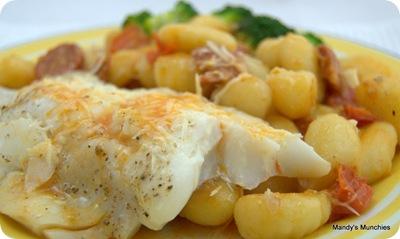 Haddock Chorizo Gnocchi-1