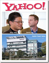 Yahoo!, sejarah yahoo, asal usul yahoo, situs yahoo, profil yahoo, asal mula yahoo, sejarah situs yahoo, jerry yang, david filo, google, facebook