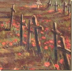 Flanders Fields Painting