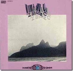 Zero (1985) Passos no Escuro - Front