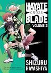Hayate Cross Blade v3