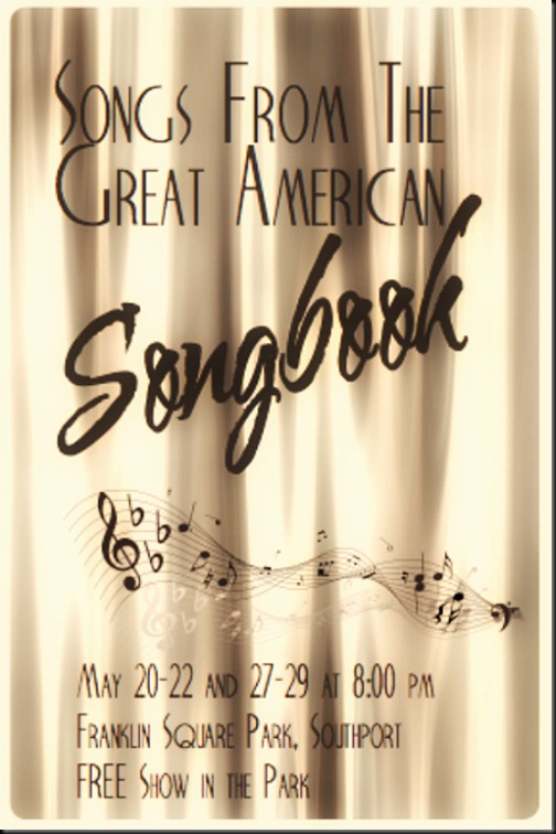 songbook poster