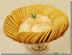 Crackers & Dip Photo