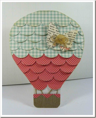 Shabby Balloon