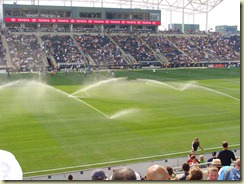 June 2010 - Philadelphia Union 1st Game