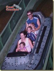 August 2010 - Hershey Park Flume