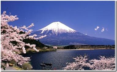 montaña volcanica