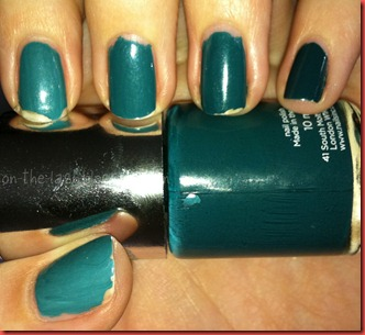 NailsIncElectroTeal