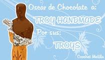 Oscar de Chocolate!! Diciembre'10