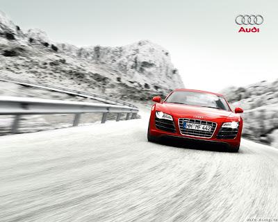 Audi R8 V10 5.2 FSI