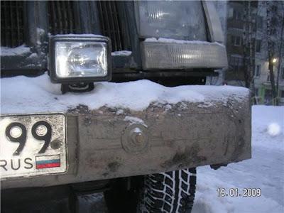 Русский тюнинг Jeep