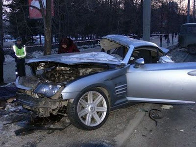 Авария в Челябинске