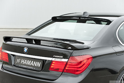 BMW 7 2009 Hamann