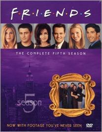 Friends 5 temporada