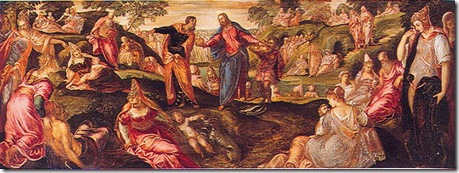 tintoretto miracle