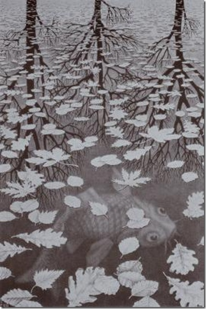 escher three worlds