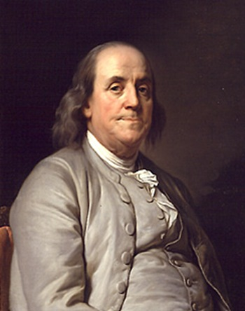 invencoes de benjamin franklin