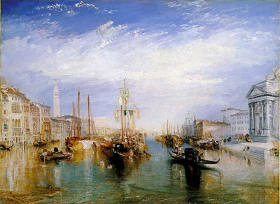 The Grand Canal, Venice 1835