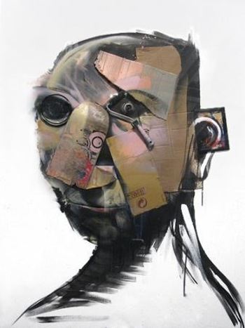 WhiteSelfPortrait adam neate