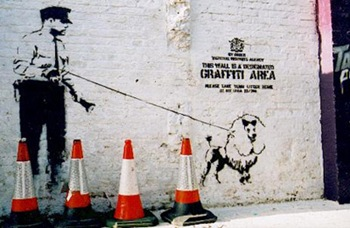 banksy_guard_dog