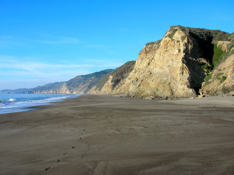 Wildcat Beach - Point Reyes