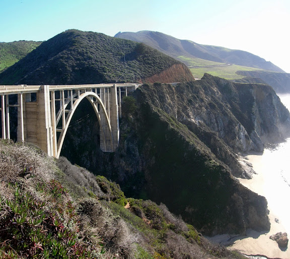 Iconic Bixby Bridge