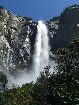 Bridalveil Falls