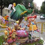 Falla infantil Illes Canàries-Trafalgar 2011