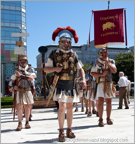 Desfile Romanos 2