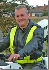 PC Mick Alder - BikeWise Training