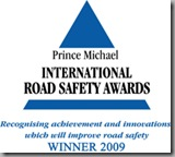 BikeWise - winner of a Prince Michael of Kent International Road Safety Award 2009