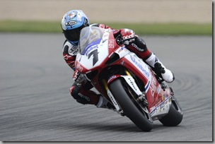 Carlos Checa - Race 2 Winner