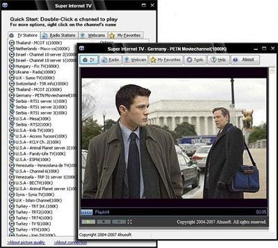 emisoras de radio para windows media player: