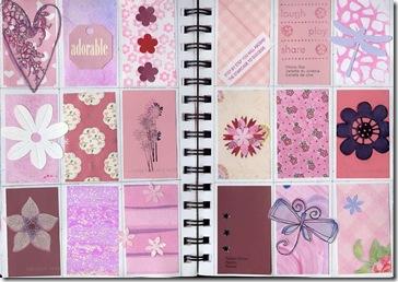 Pink Grid