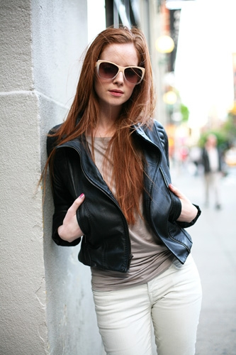 new york city street fashion. New Top 05 New York City