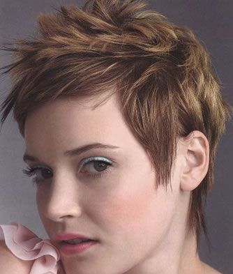 New hairstyle designs: Short Funky Hair styles