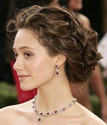 updo hairstyles for prom. for Prom 2010 or chignons