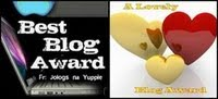 Best Blog Award Image