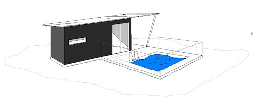 Findock Sauna with swimming pool