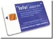 smart card cciaa