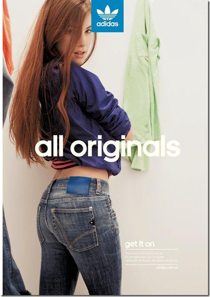 Denim Adidas Originals