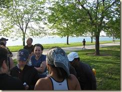 running group for maui marathon 2009