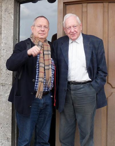 Fritz Jörn und Hans-Joachim Schuldt