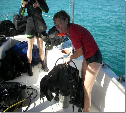 Scuba Boat Trip 1D