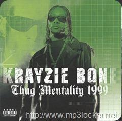 Krayzie Bone - Thug Mentality 1999 [Disc 2]